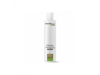 Cannabigold CBD cosmetics kosmetika canatura ultracare 200ml oily water render 2020 2
