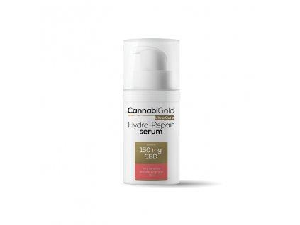 Cannabigold CBD cosmetics kosmetika canatura ultracare 30ml sensitive serum render 2020 1