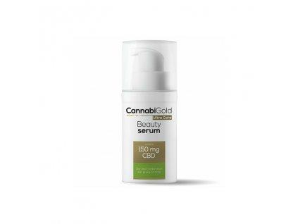 Cannabigold CBD cosmetics kosmetika canatura ultracare Beauty serum