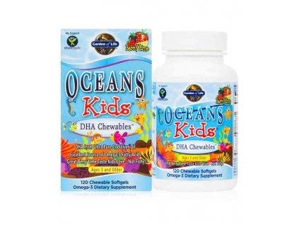 Oceans kids omega3 DHA EPA 500x600