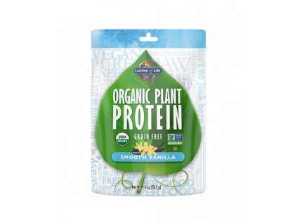 Organic plant protein vanilka 500x600