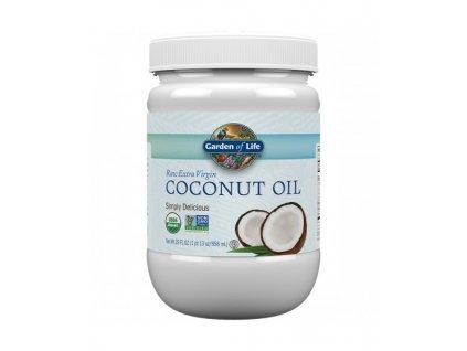raw extra virgin coconut oil 858ml 500x600