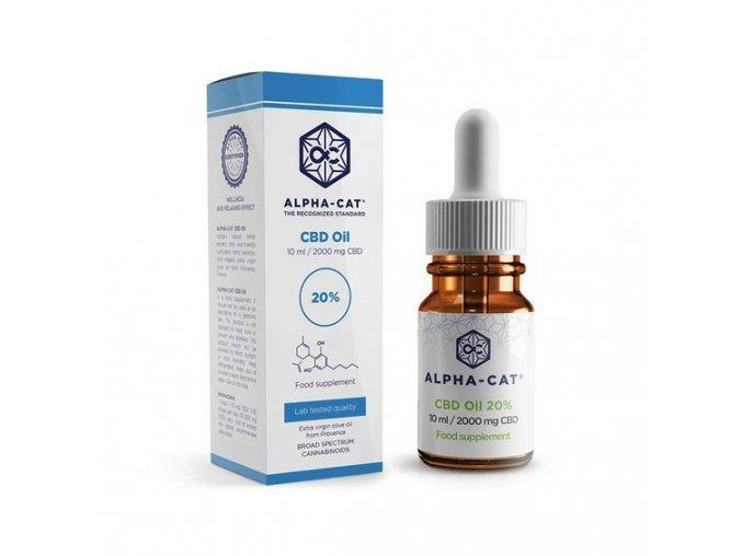 Alpha Cat Canatura Oil 20 and box 10 ml 1000 (1)