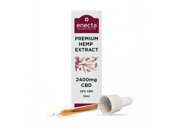 Enecta cbd konopny olej cannabis hemp oil 24 1