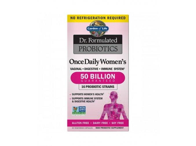Dr. Formulated probiotika pro zeny 500x600