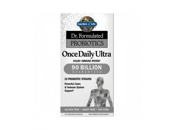 Dr. Formulated probiotics Ultra 500x600