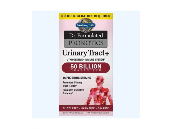 Dr formulated probiotics urinary tract 500x600