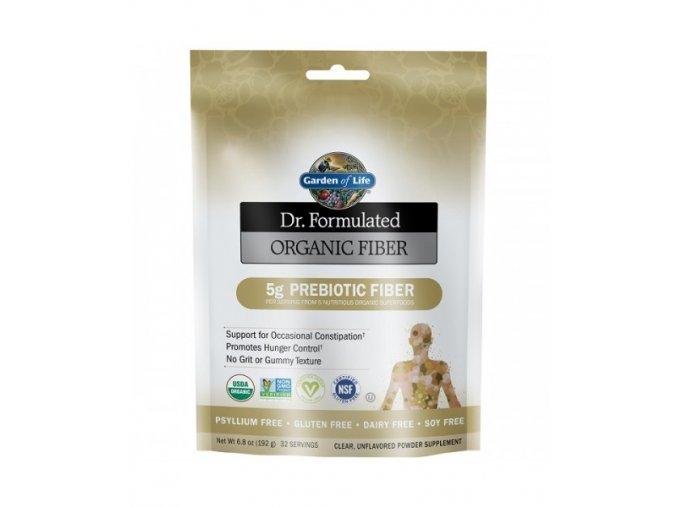 Dr. Formulated organicka prebioticka vlaknina 500x600
