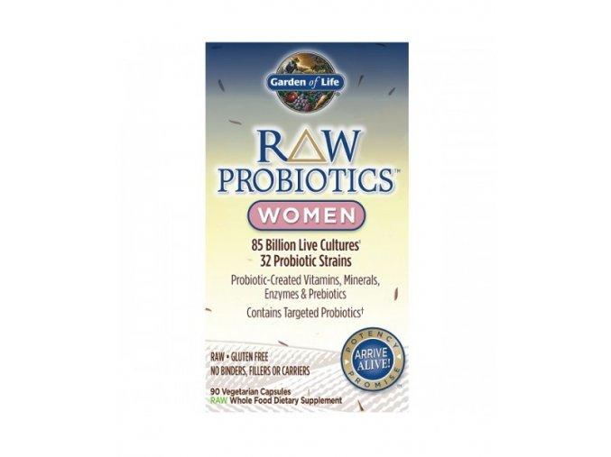 RAW Probiotika pro zeny 85miliard CFU 500x600