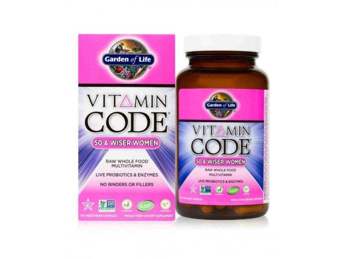 Vitamin code pro zeny po padeatce 50 500x600