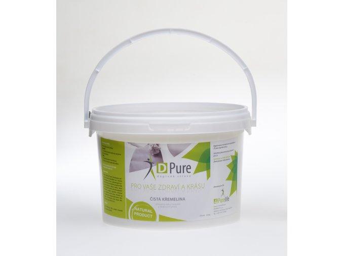 D PURE Křemelina  - 1250 g