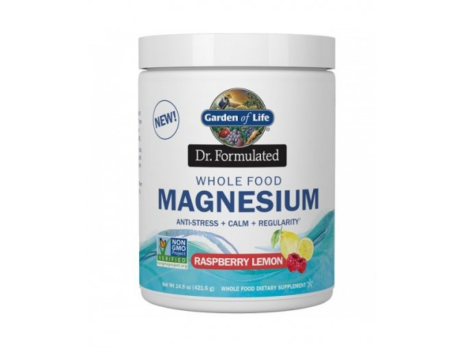 Magnesium raspberry lemon 421,5g 500x600
