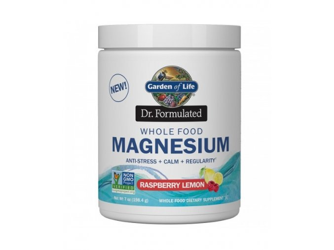Magnesium raspberry lemon 198g 500x600