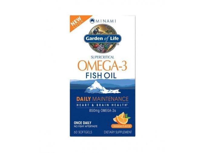 Minami Omega 3 EPA DHA pomeranc 500x600