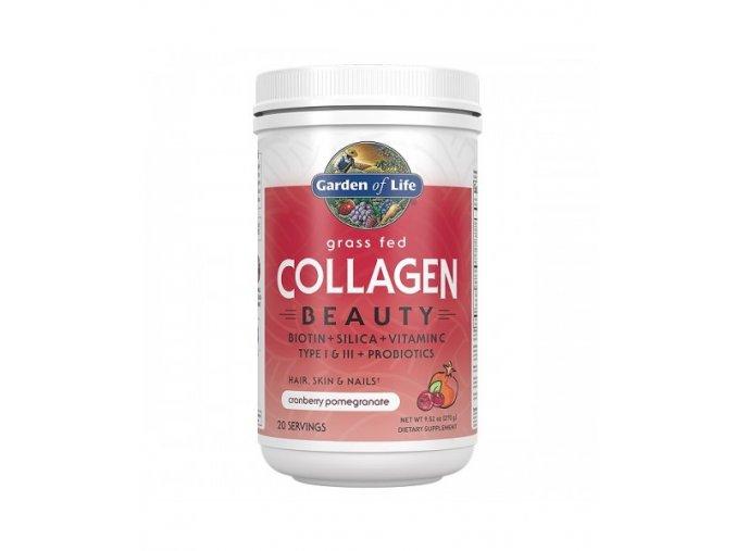 Collagen beauty brusinka a granatove jablko kolagen 270g 500x600