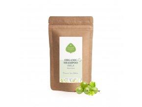 produkt eliah sahil organic praskovy sampon pro lesk a objem amla a shikakai 250 g napln 2 (1)