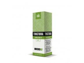 Canatura Cannabis Pharma CBDex Tinctura Imunit 2 10ml