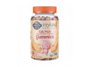 Mykind Organics Multi Gummies Pro Deti z organickeho ovoce 500x600