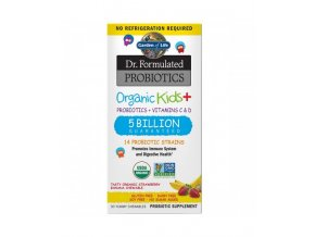 Dr Formulated probiotics pro deti 5 miliard s prichuti jahoda banan 500x600