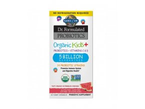 Dr Formulated probiotics pro deti 5 miliard s prichuti vodni meloun 500x600