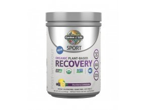 SPORT Organic Plant Based Recovery 446g 500x600