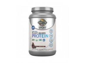 SPORT Organic Plant Based Protein cokolada 500x600