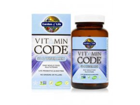 Vitamin Code 50 pro muže po padesátce
