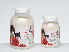 PET PURE - pro domácí mazlíčky - balení 250g