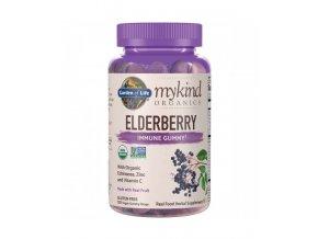 mykind organics elderberry gummy bezinka 500x600