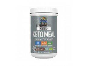 Keto meal balanced shake chocolate 700g 500x600