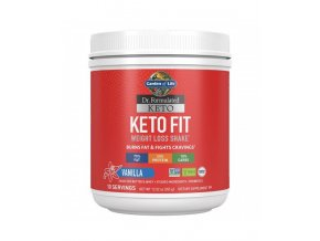Keto Fit Weight Loss Shake Vanilka 355g 500x600