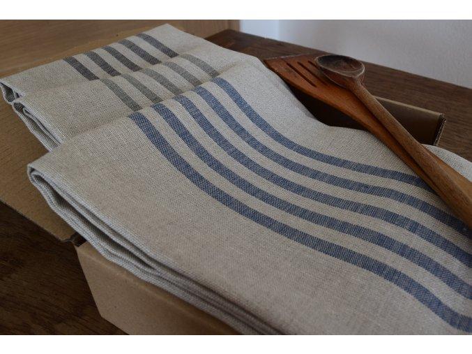 Utěrky RETRO - sada 4 barev