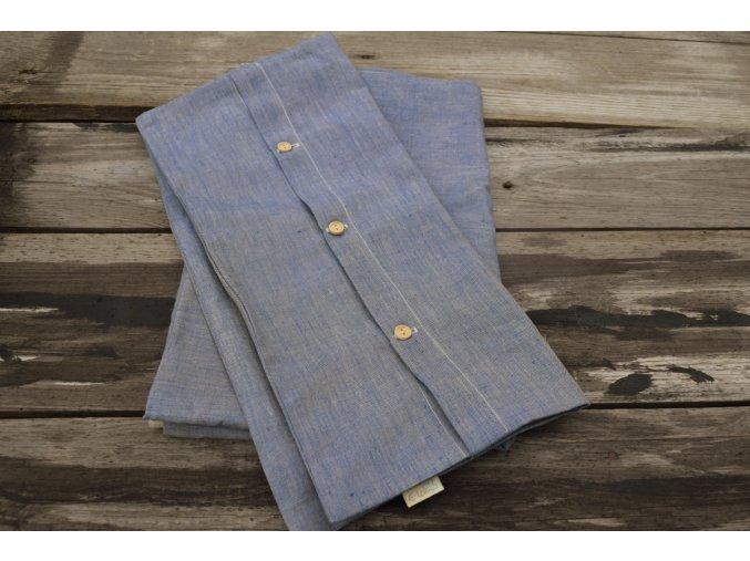 Povlečení barevné - Lapis Lazuli