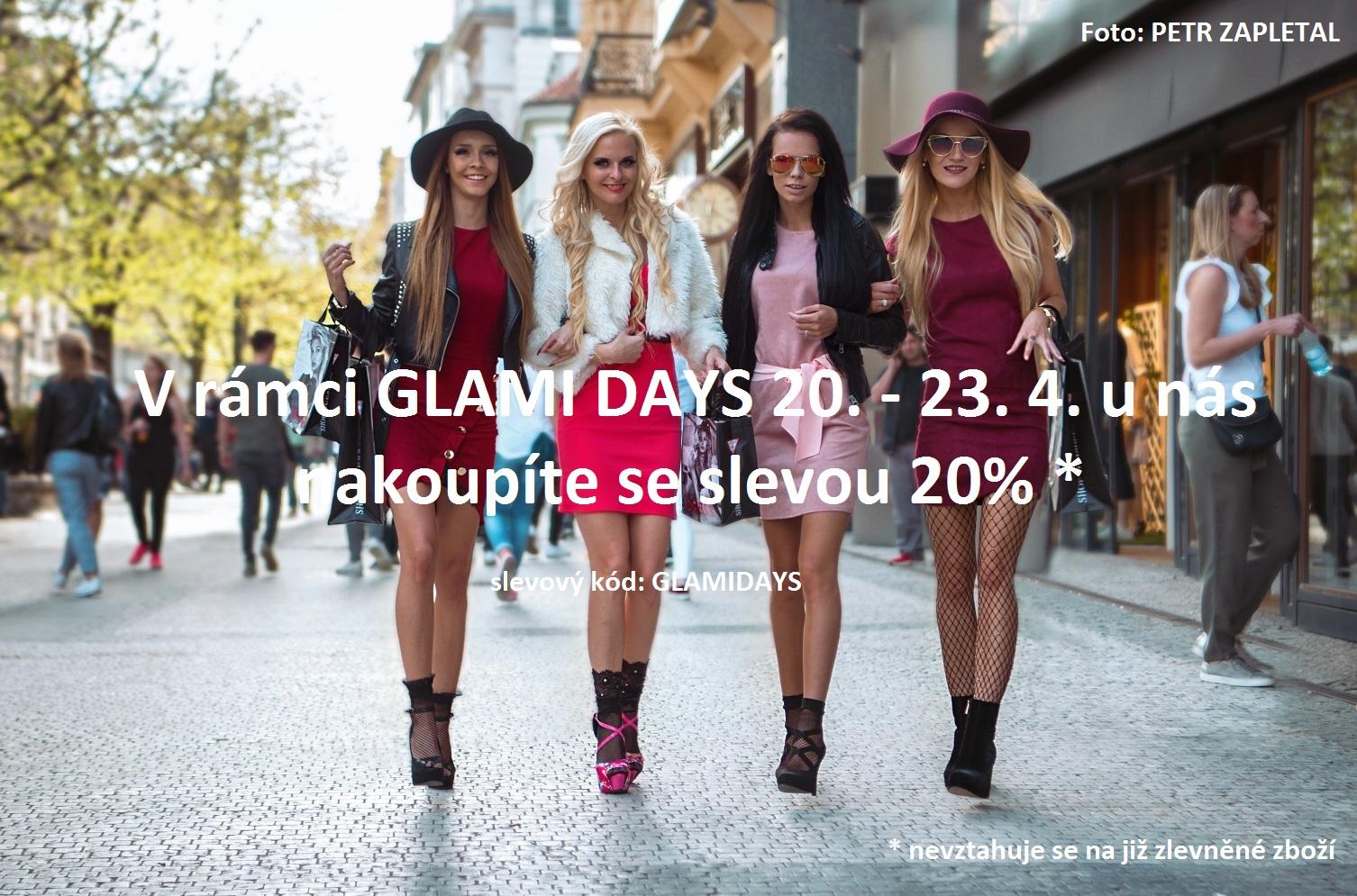 GLAMI DAYS 2018