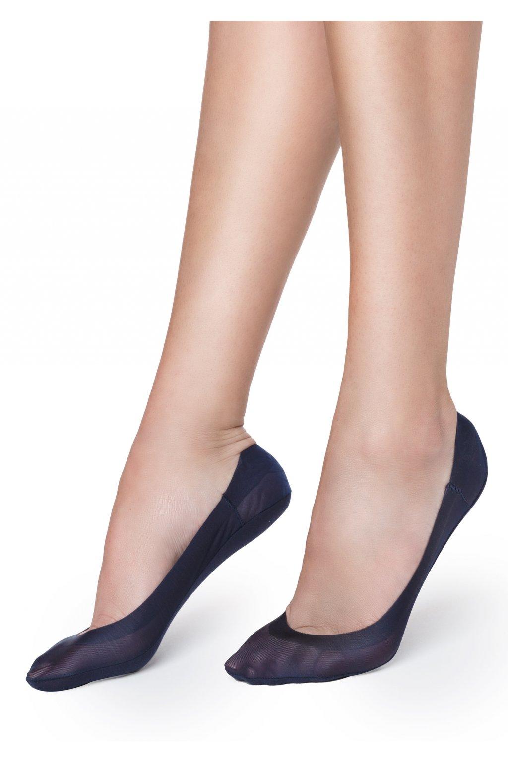 Nízké ponožky LUX LINE NORMAL COTTON