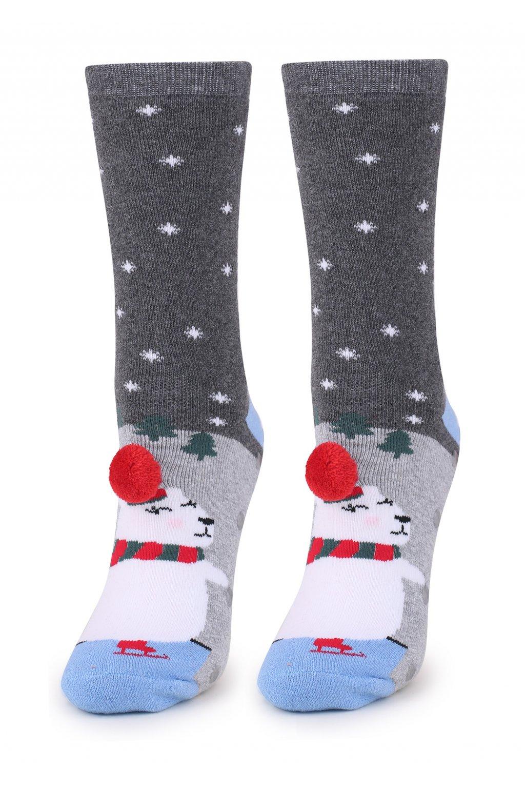 Ponožky COTTON N50 ABS