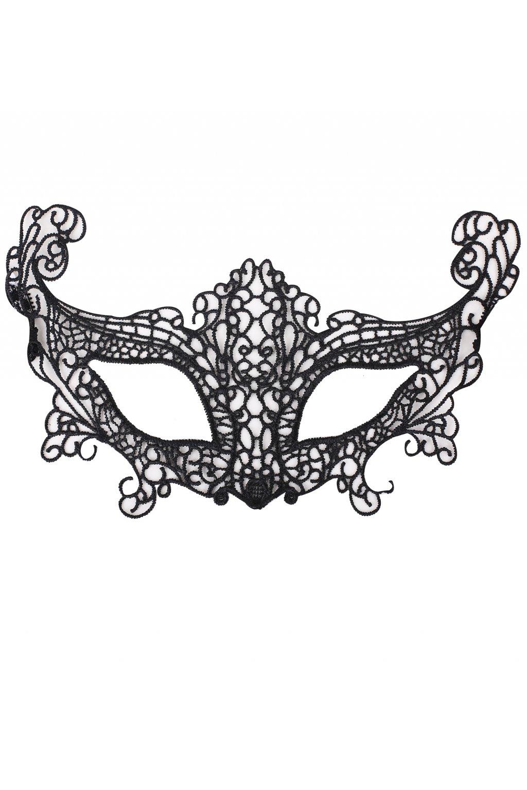 POUPEE krajková maska BLINDFOLD 01