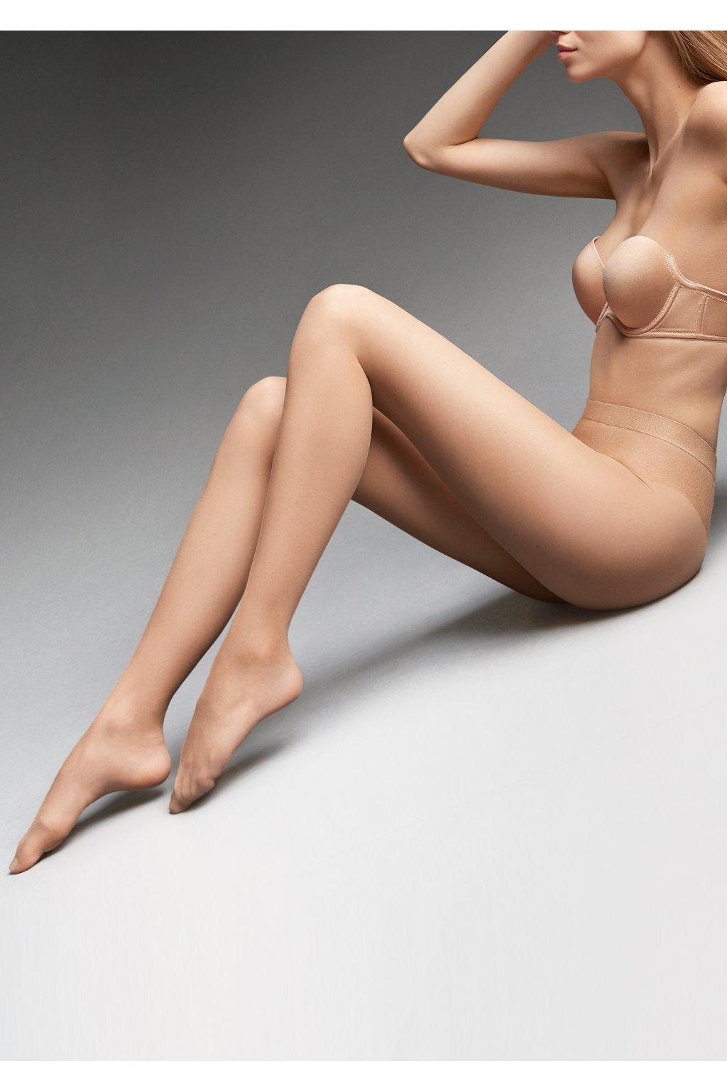 Ultra jemné punčocháče RIVIERA 7 DEN MARILYN