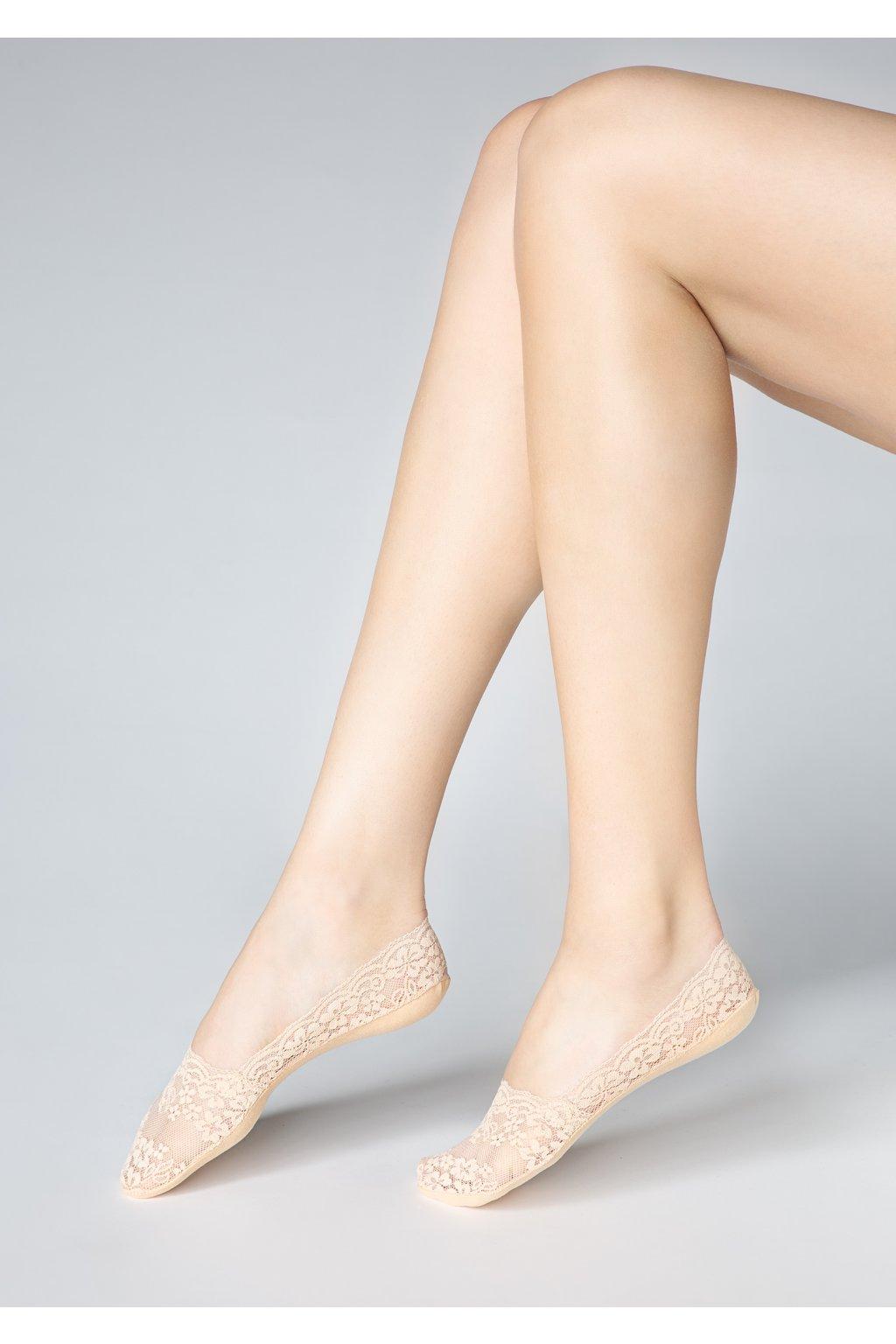 Nízké ponožky LACE P29