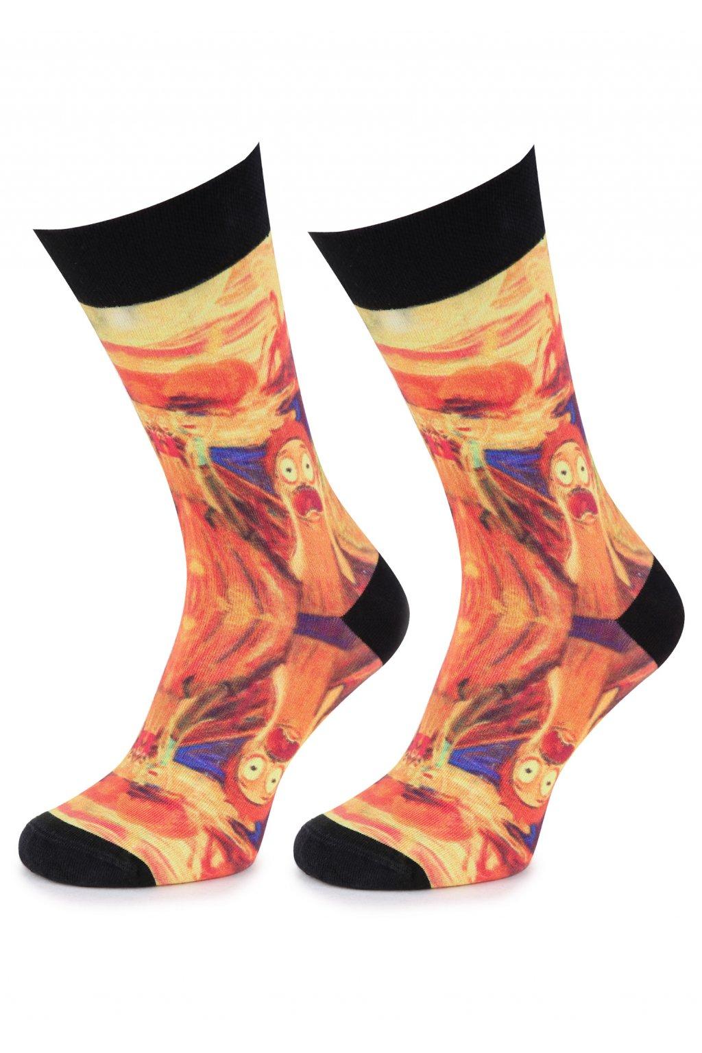 Ponožky MEN SPECIAL SCREAM
