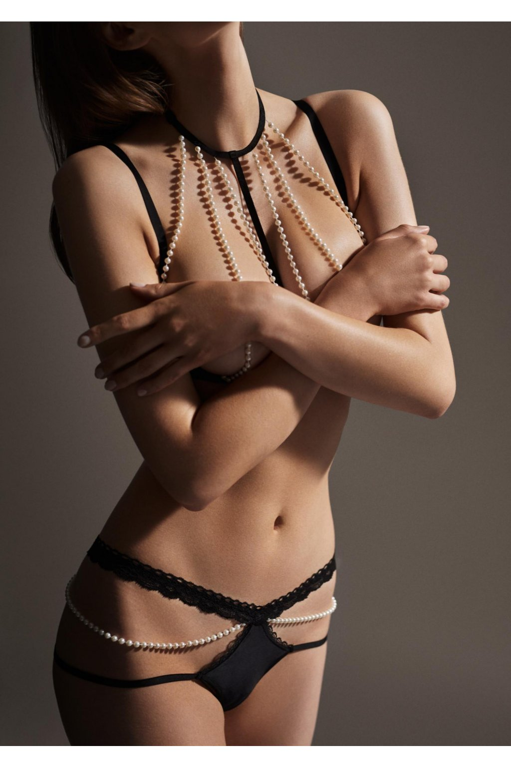stringi ze sznurami perel pluie de pearls poupee marilyn 2