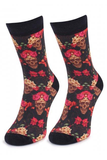 Ponožky MEN SPECIAL SKULLS 2