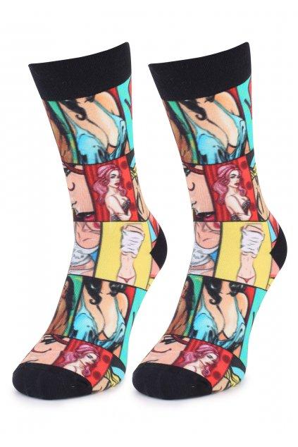 Ponožky MEN SPECIAL KOMIKS