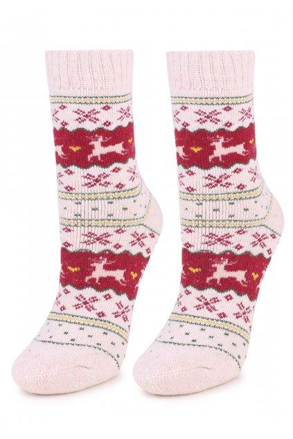 Ponožky NO TERRY N32