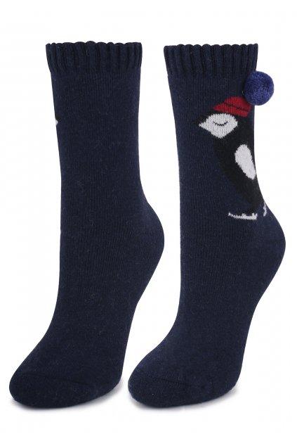 Ponožky ANGORA TERRY N41