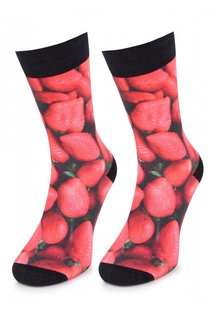 Ponožky MEN SPECIAL STRAWBERRIES