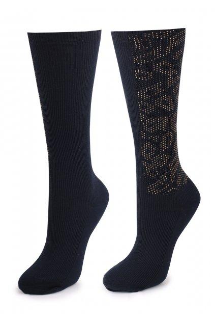 Vysoké dámské ponožky SC N80