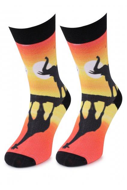 Ponožky MEN SPECIAL AFRICA