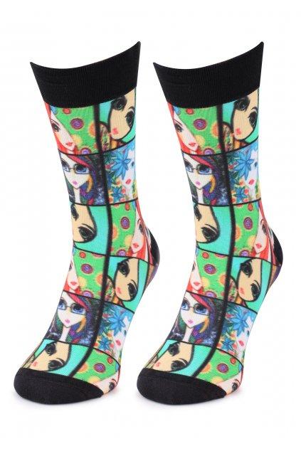 Ponožky MEN SPECIAL DOLLS