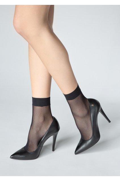 Síťované ponožky FORTE 32
